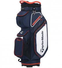 TaylorMade Pro Cart 8.0 Navy/White/Red
