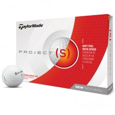 Taylormade Project S Golf Balls