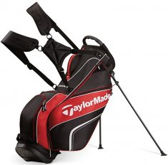 TaylorMade Pro Stand 4.0 Black/ White/ Red