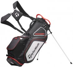 TaylorMade Pro Stand 8.0 Black/White/Red