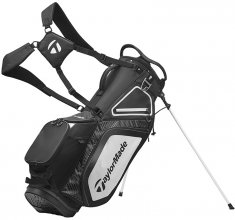 TaylorMade Pro Stand 8.0 Black/White/Charcoal