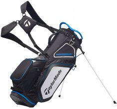 TaylorMade Pro Stand 8.0 Black/White/Blue