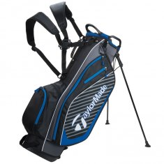 TaylorMade Pro Stand 6.0 Charcoal/ Black/ Blue