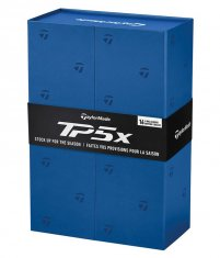 Taylormade TP5x 4 for 3 Loyalty Pack Golf Balls