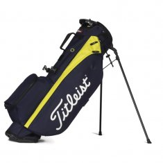Titleist Players 4 2021 Stand Bag Navy/Citron