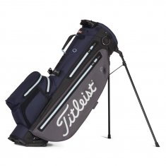 Titleist Players 4+ StaDry 2021 Stand Bag Graphite/Navy/Sky