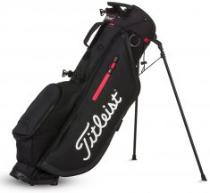 Titleist Players 4 Stand Bag Black