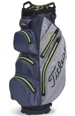Titleist STADRY Cart Bag Grey/Charcoal/Apple