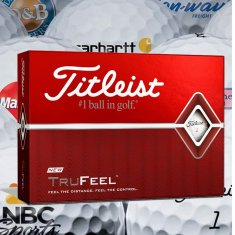 Titleist TruFeel Printed With Logo (Minimum 12 Dozen)