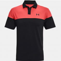 Under Armour T2G Blocked Polo Black (002)