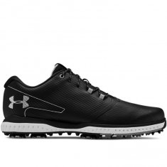 Under Armour Fade RST 2 Black Golf Shoes