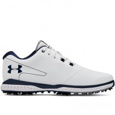 Under Armour Fade RST 2 White Golf Shoes