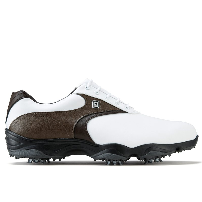 FootJoy AWD XL White/Brown 57864