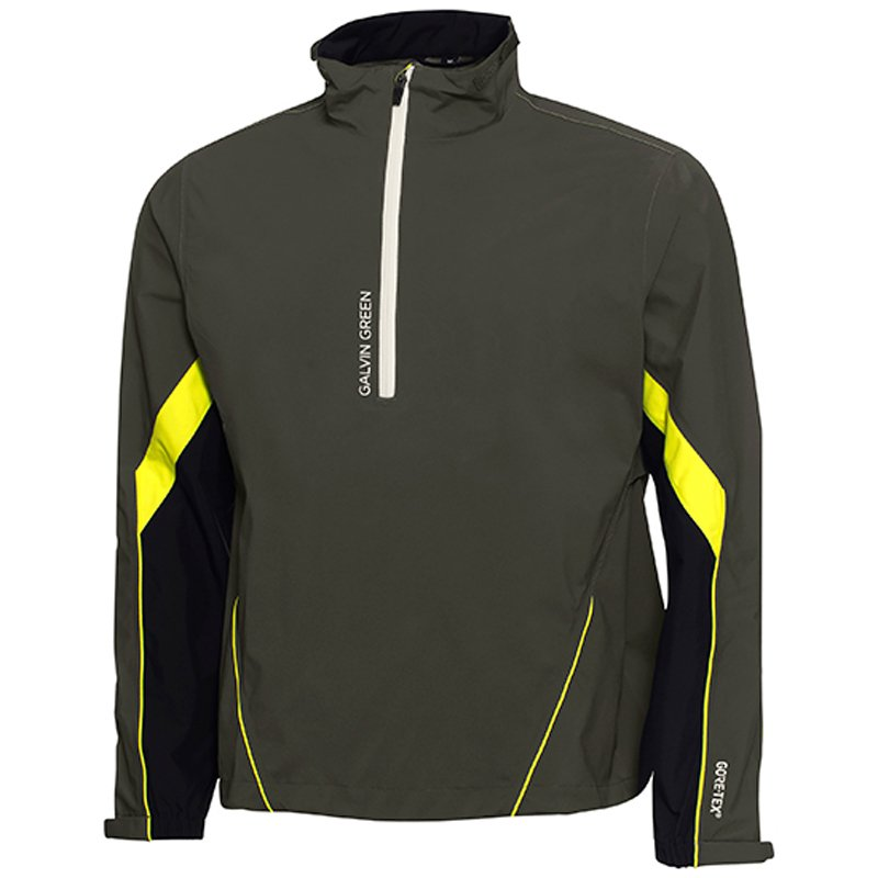 Galvin Green Armando Jacket Beluga/ Black/ Lemonade