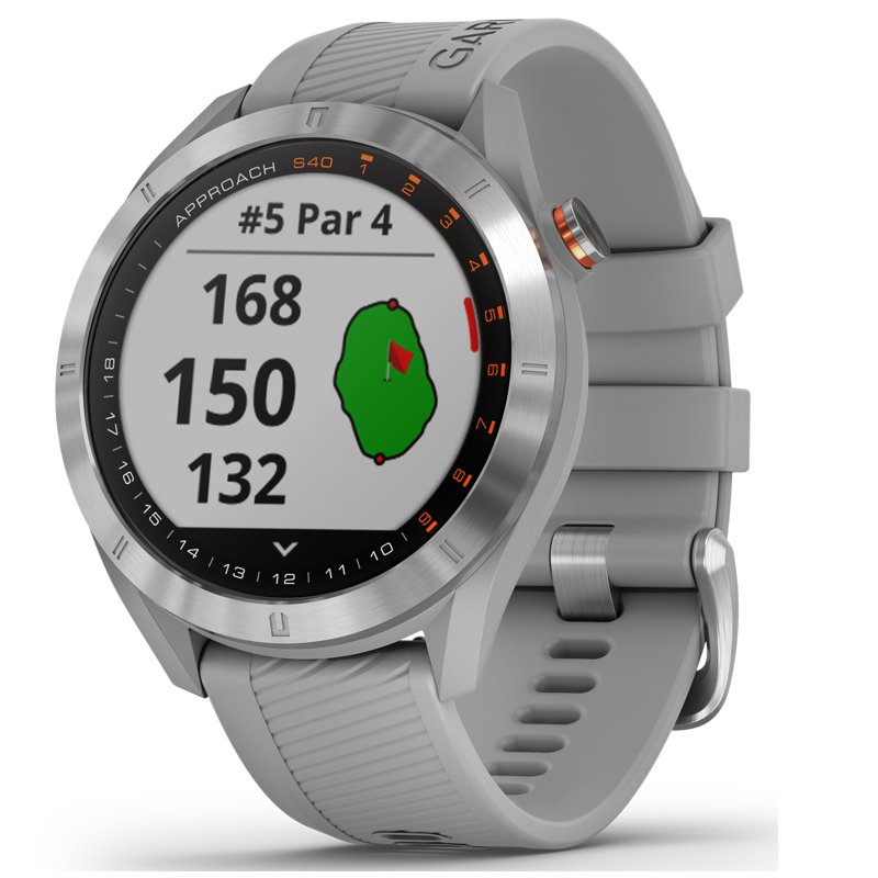 Garmin Approach S40 Grey