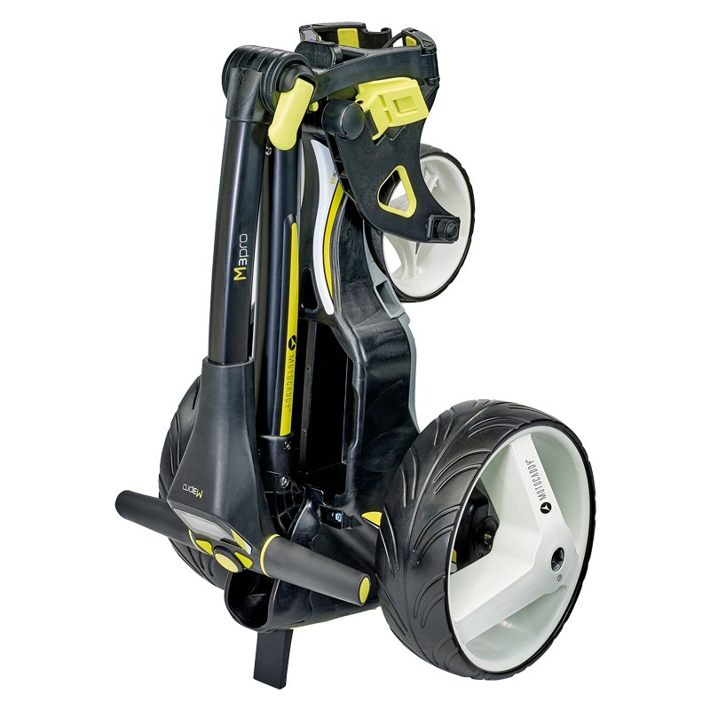 Motocaddy M3 Pro Trolley With 18 Hole Lithium Battery